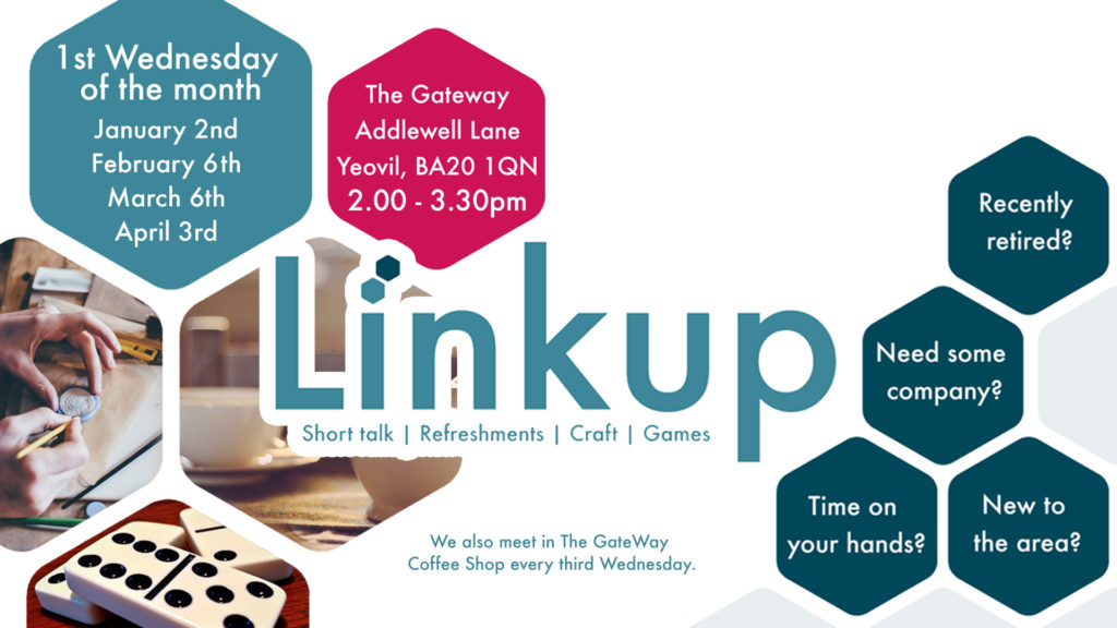 Linkup Event Banner