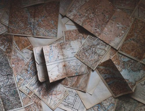 """""""Until John…""""; Travel Guides and parsing Scripture"""