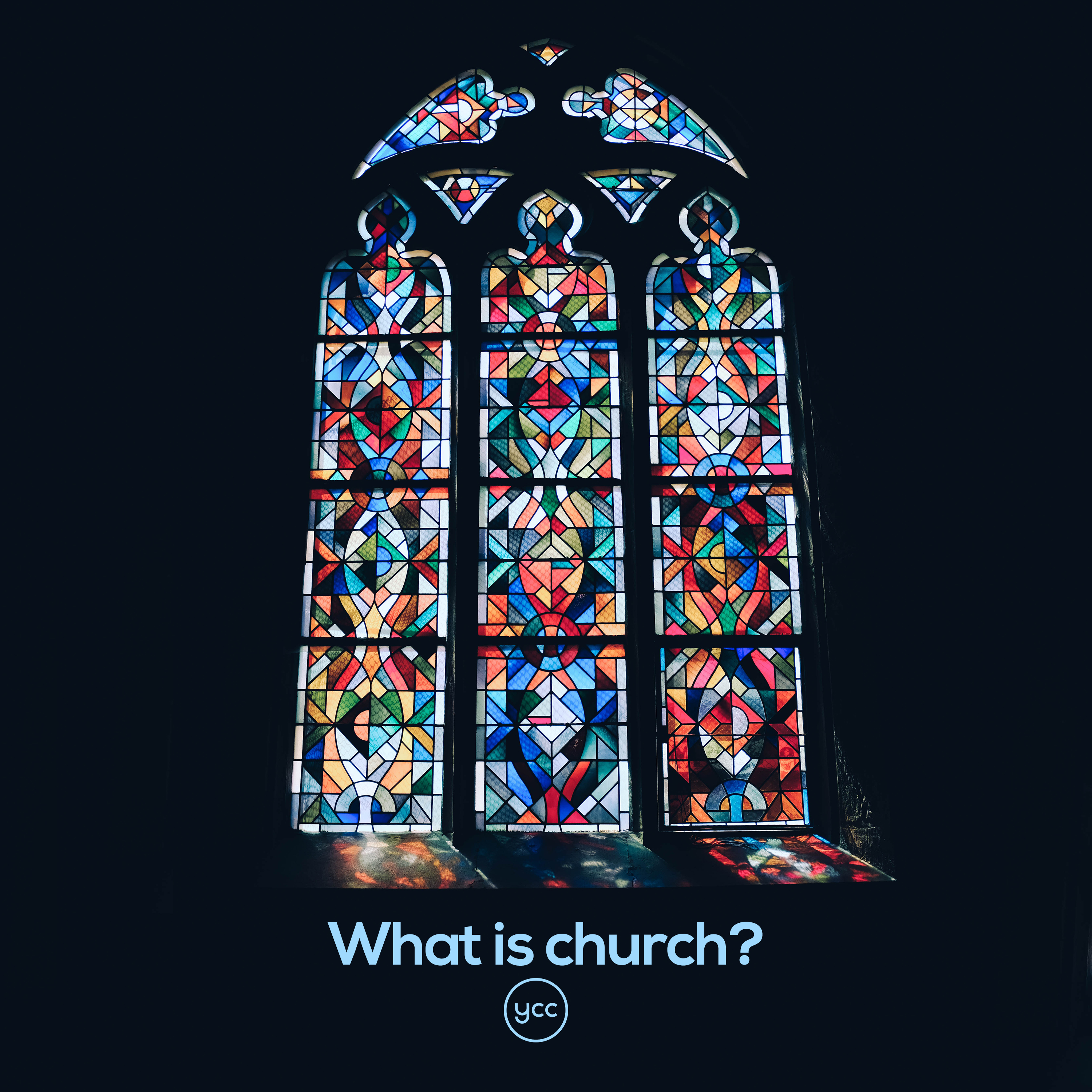 What is church series artwork